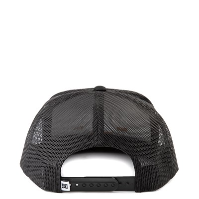 Alternate view of DC Outdoorsy Trucker Cap - Black