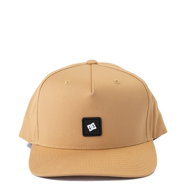 Main view of DC Snapdripp Snapback Cap - Sand