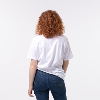 Alternate view of Womens NSYNC Boyfriend Tee - White