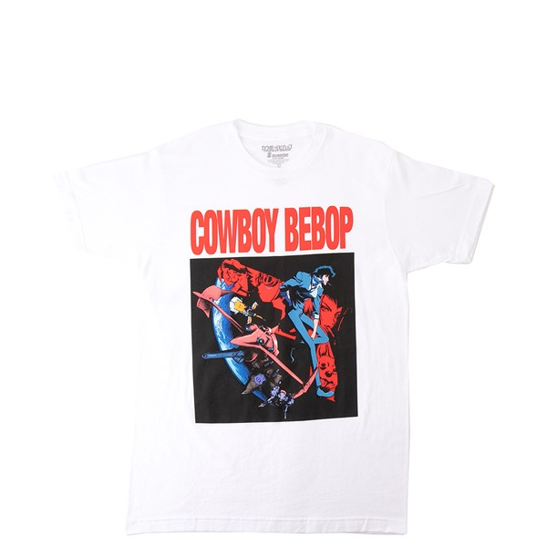 Main view of Mens Cowboy Bebop Tee - White
