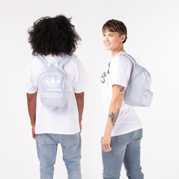 alternate view adidas National Mini Backpack - Halo BlueALT1BADULT