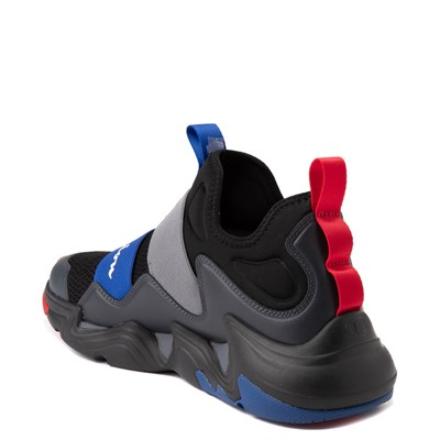 Alternate view of Mens Champion Hyper C Equal Athletic Shoe - Black / Stealth Gray
