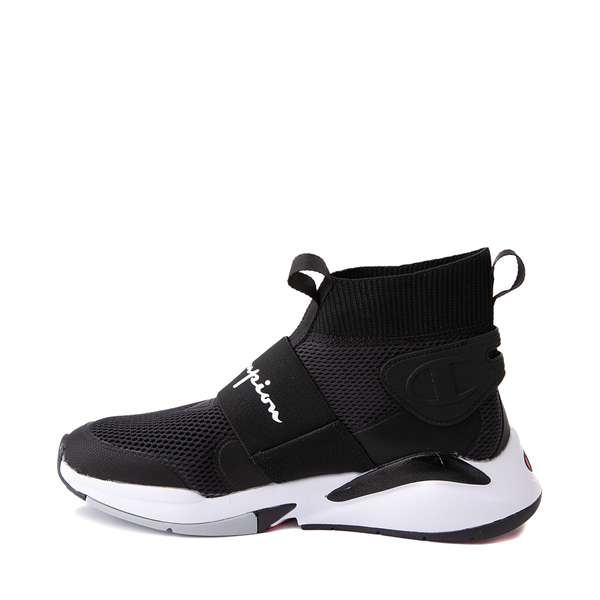 alternate view Mens Champion XG Pro Athletic Shoe - BlackALT1