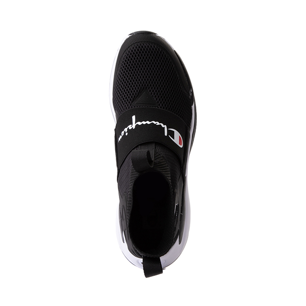 alternate view Mens Champion XG Pro Athletic Shoe - BlackALT2