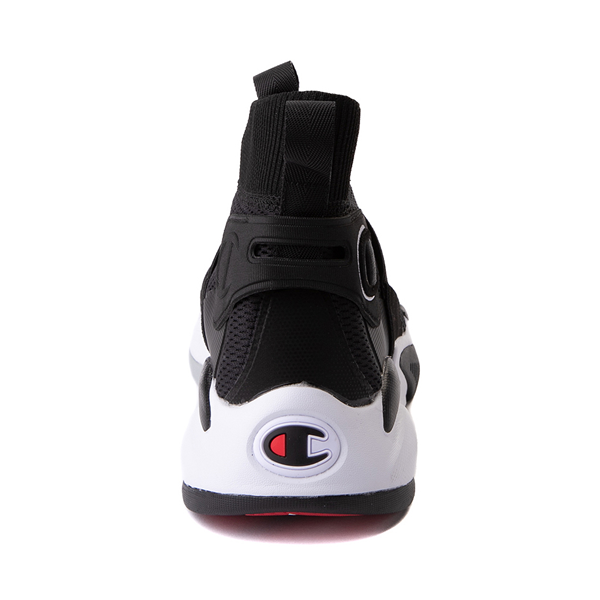 alternate view Mens Champion XG Pro Athletic Shoe - BlackALT4