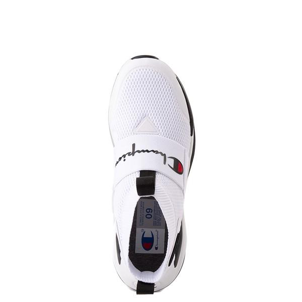 alternate view Mens Champion XG Pro Athletic Shoe - WhiteALT4B