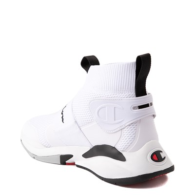 Alternate view of Mens Champion XG Pro Athletic Shoe - White