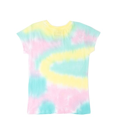 Alternate view of Pastel Wash Dye Tee - Little Kid / Big Kid - Multicolor