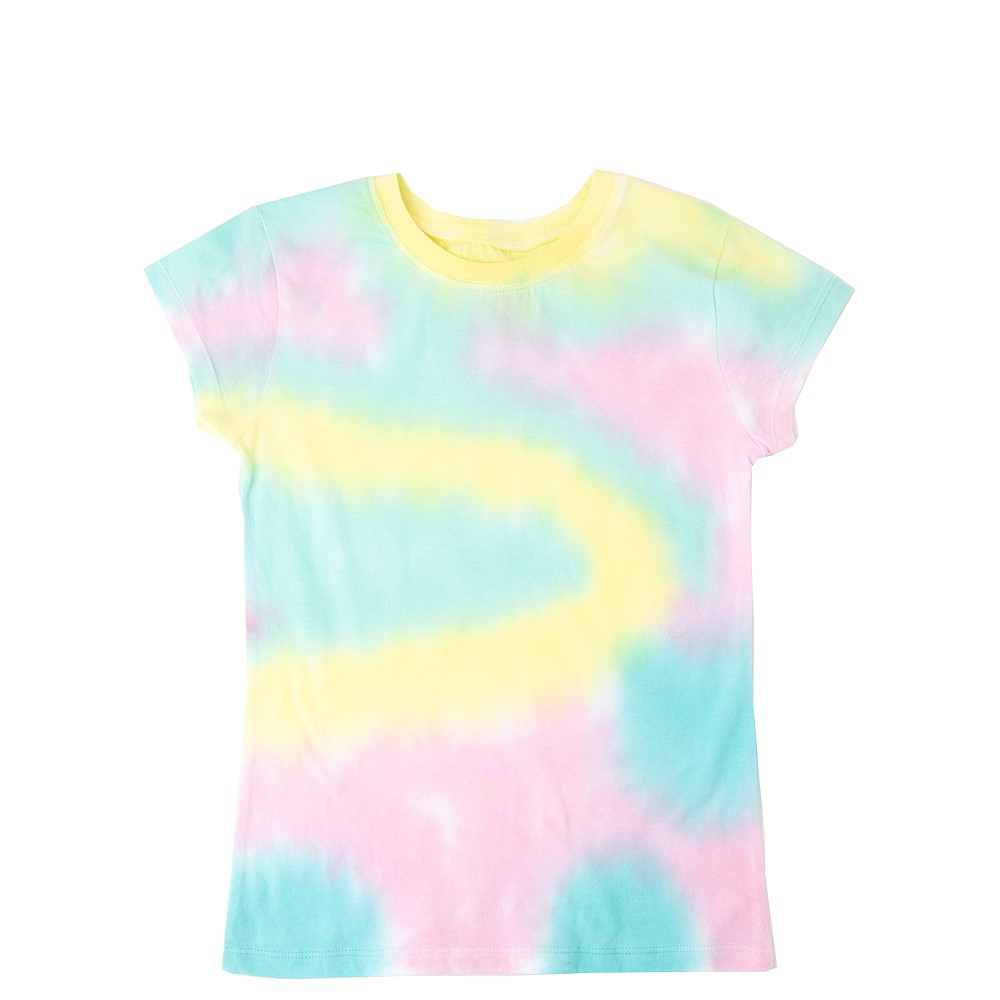 Pastel Wash Dye Tee - Little Kid / Big Kid - Multicolor