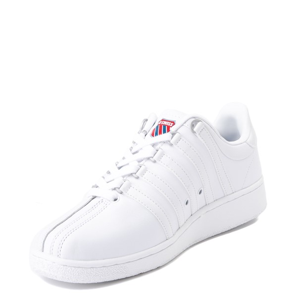 alternate view Mens K-Swiss Classic VN Heritage Athletic Shoe - WhiteALT2