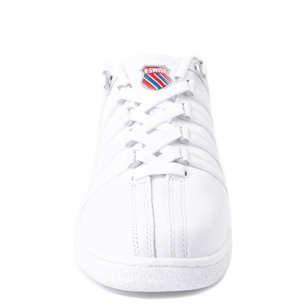 alternate view Mens K-Swiss Classic VN Heritage Athletic Shoe - WhiteALT4