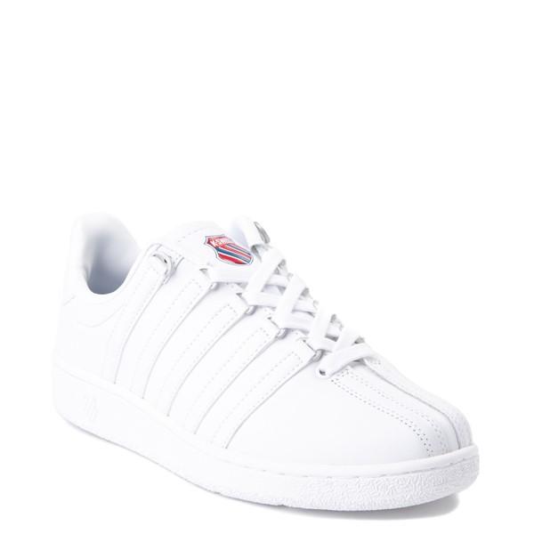 alternate view Mens K-Swiss Classic VN Heritage Athletic Shoe - WhiteALT5