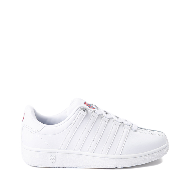 Womens K-Swiss Classic VN Heritage Athletic Shoe - White