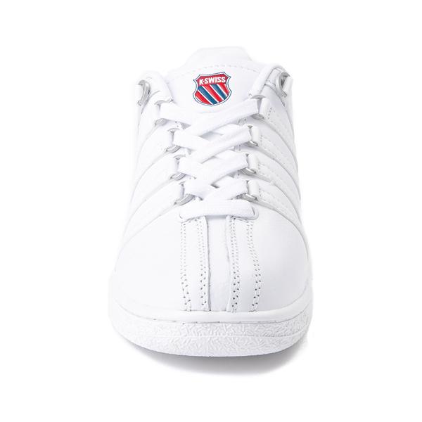 alternate view Womens K-Swiss Classic VN Heritage Athletic Shoe - WhiteALT4