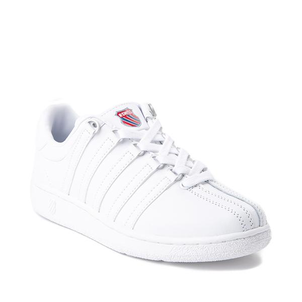 alternate view Womens K-Swiss Classic VN Heritage Athletic Shoe - WhiteALT5