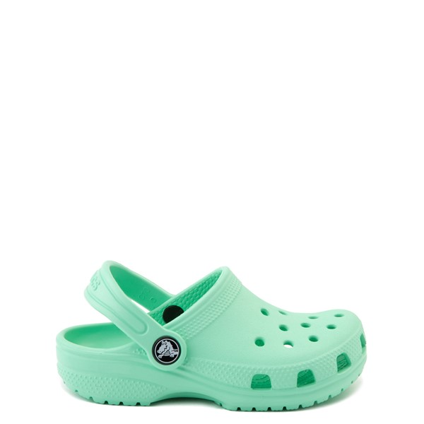 Main view of Crocs Classic Clog - Little Kid / Big Kid - Pistachio