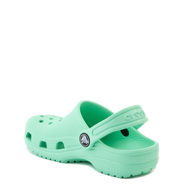 alternate view Crocs Classic Clog - Little Kid / Big Kid - PistachioALT1
