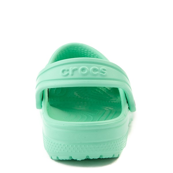 alternate view Crocs Classic Clog - Little Kid / Big Kid - PistachioALT4