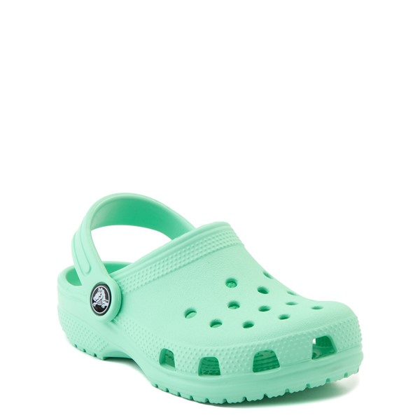 alternate view Crocs Classic Clog - Little Kid / Big Kid - PistachioALT5