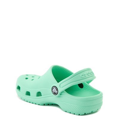 Alternate view of Crocs Classic Clog - Little Kid / Big Kid - Pistachio