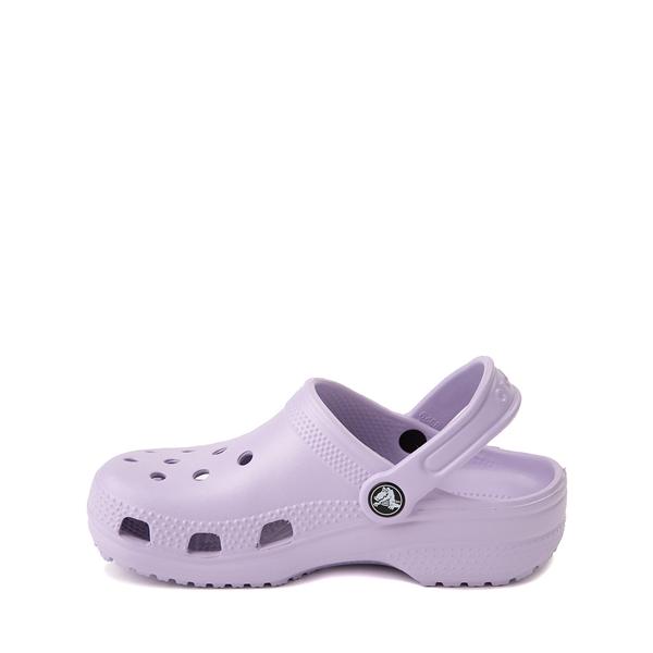 alternate view Crocs Classic Clog - Little Kid / Big Kid - OrchidALT1