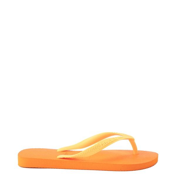 alternate view Havaianas Top Sandal - Begonia OrangeALT1