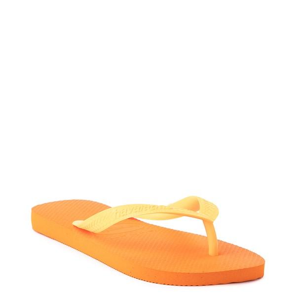 alternate view Havaianas Top Sandal - Begonia OrangeALT5