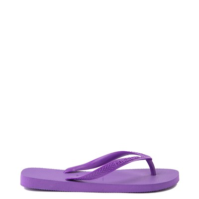 Alternate view of Havaianas Top Sandal - Dark Purple