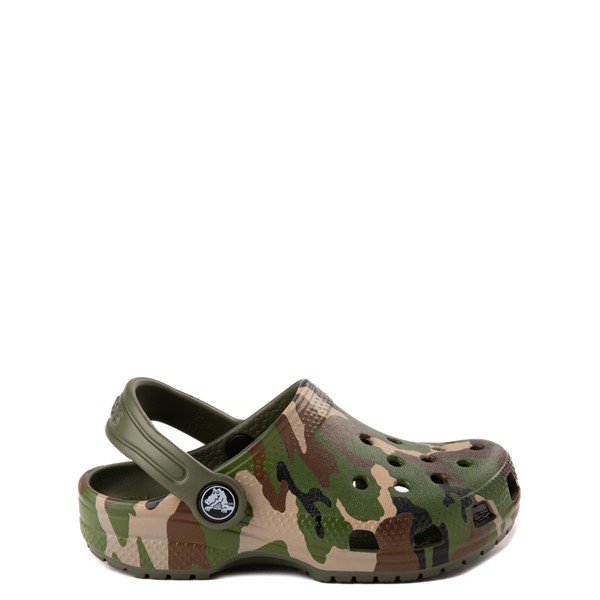 Main view of Crocs Classic Clog - Baby / Toddler / Little Kid - Camo