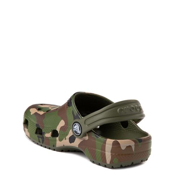 alternate view Crocs Classic Clog - Baby / Toddler / Little Kid - CamoALT1