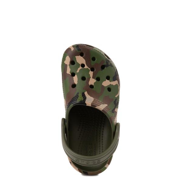 alternate view Crocs Classic Clog - Baby / Toddler / Little Kid - CamoALT4B