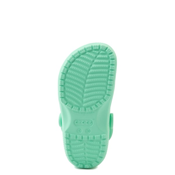 alternate view Crocs Classic Clog - Baby / Toddler / Little Kid - PistachioALT3