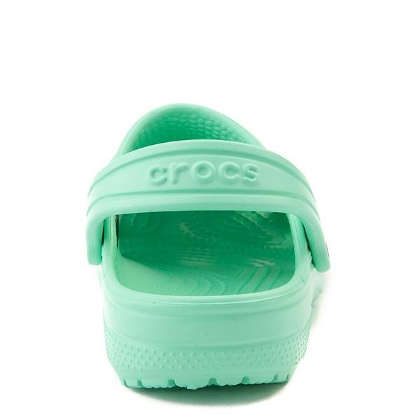 alternate view Crocs Classic Clog - Baby / Toddler / Little Kid - PistachioALT4