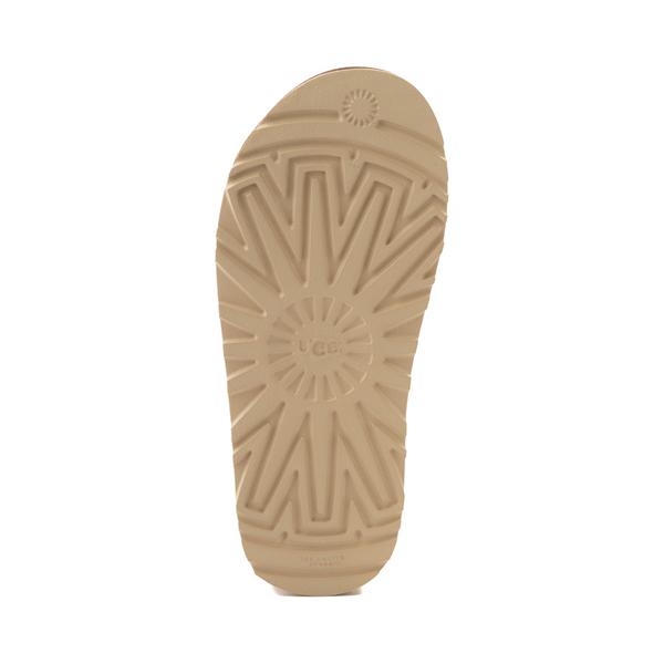 alternate view Womens UGG® Laton Slide Sandal - ChestnutALT3