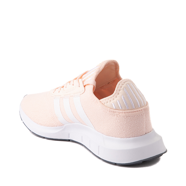 alternate view Womens adidas Swift Run X Athletic Shoe - Pink TintALT1