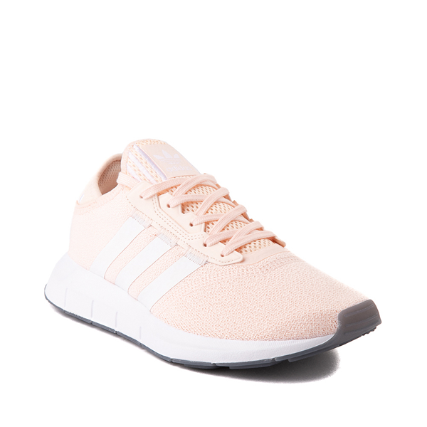 alternate view Womens adidas Swift Run X Athletic Shoe - Pink TintALT5
