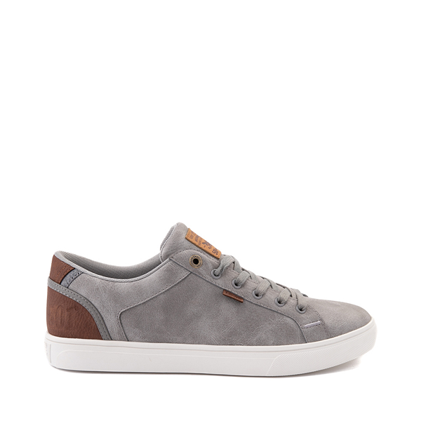 Main view of Mens Levi's 501® Jeffrey Casual Shoe - Gray