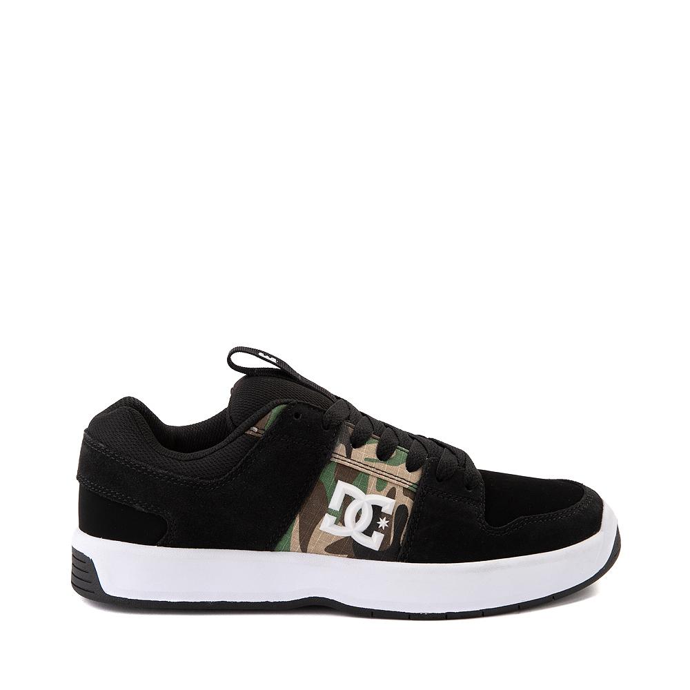 Mens DC Lynx Zero Skate Shoe - Black / Camo
