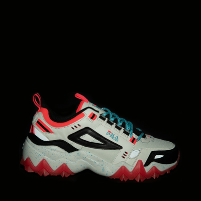 Alternate view of Womens Fila Oakmont TR Athletic Shoe - Gardenia / Black / Diva Pink