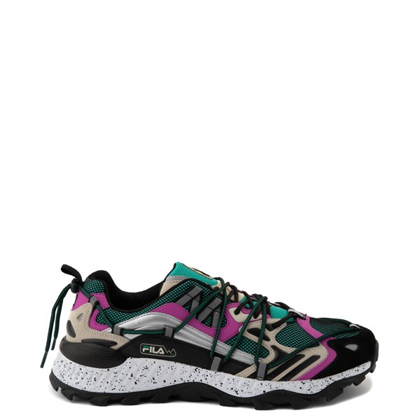 Main view of Mens Fila Expeditioner Athletic Shoe - Green Lake