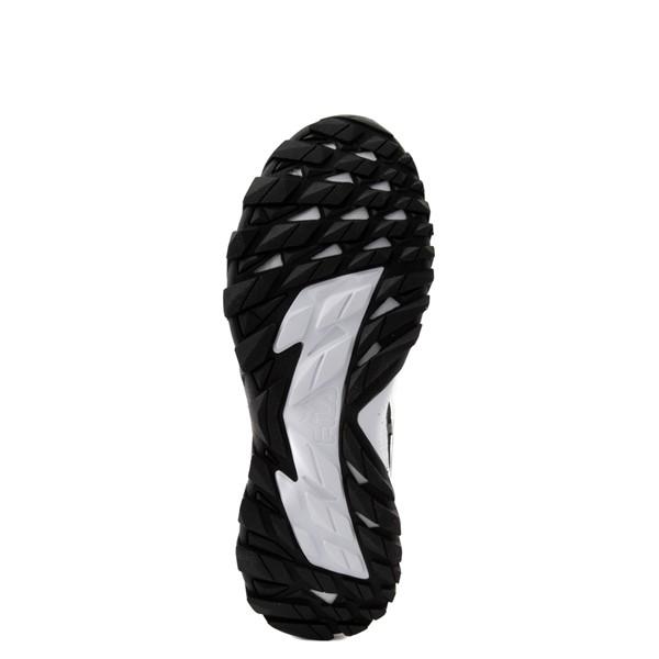 alternate view Mens Fila Expeditioner Athletic Shoe - Green LakeALT3