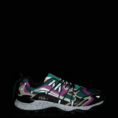Alternate view of Mens Fila Expeditioner Athletic Shoe - Green Lake