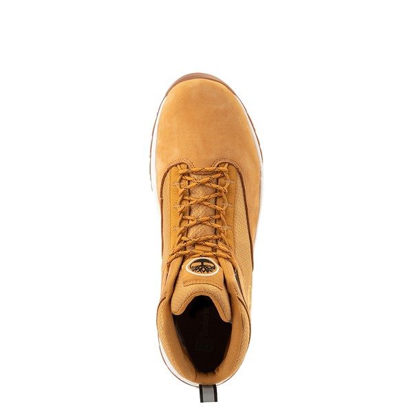 alternate view Mens Timberland Solar Wave Mixed-Media Sneaker Boot - WheatALT2