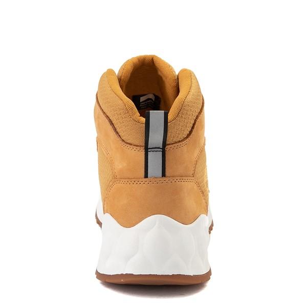 alternate view Mens Timberland Solar Wave Mixed-Media Sneaker Boot - WheatALT4