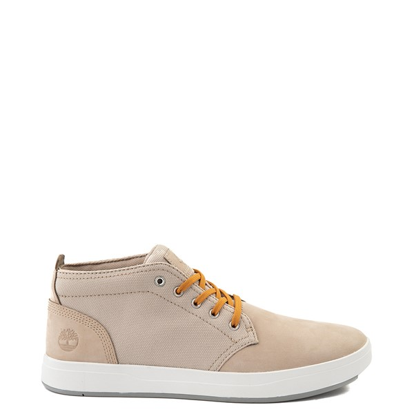 Mens Timberland Davis Square Chukka Boot - Light Beige