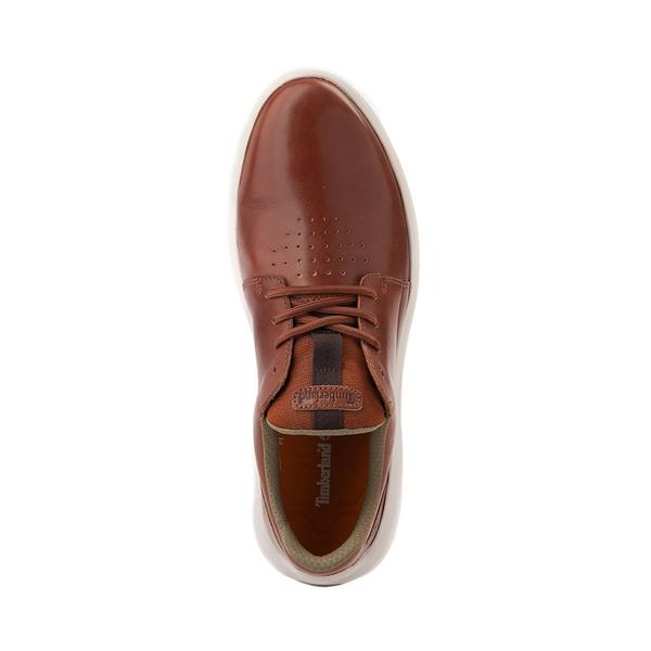 alternate view Mens Timberland Bradstreet Sneaker - BrownALT2