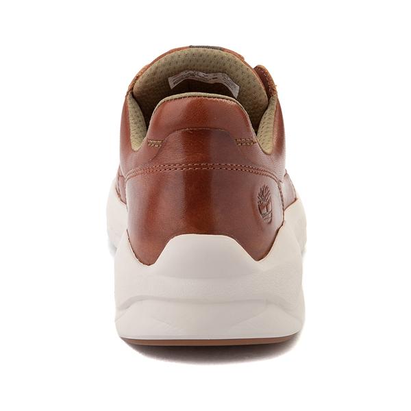 alternate view Mens Timberland Bradstreet Sneaker - BrownALT4