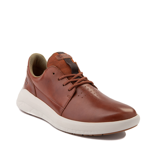 alternate view Mens Timberland Bradstreet Sneaker - BrownALT5