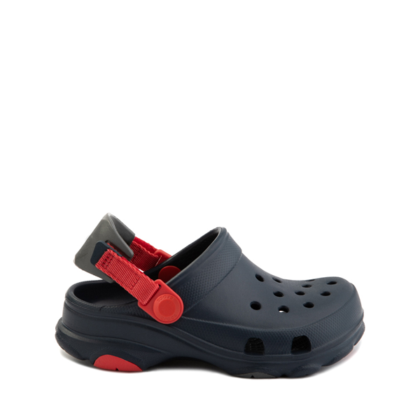 Main view of Crocs Classic All-Terrain Clog - Baby / Toddler / Little Kid - Navy