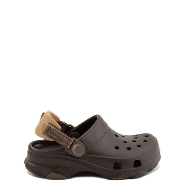 Main view of Crocs Classic All-Terrain Clog - Baby / Toddler / Little Kid - Espresso